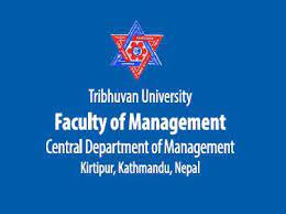 T.U. publishes a notice to fill up the forms of First Semester Exams of Management faculties